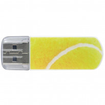 USB-флешка Verbatim Store'n'Go Sport Edition Tennis Yellow 8GB (98511)