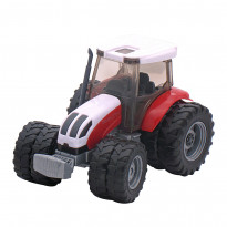 Трактор от One Two Fun Tractor красный