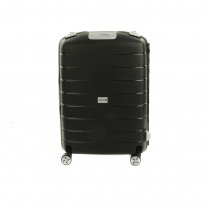 Чемодан Airport Roues Medium Black, 4 колеса, 48,5x69x25,5 см