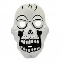 Детская маска Halloween Accessories Череп, 15х18х3,5 см