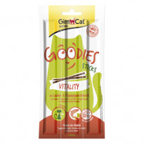 Корм для котов GimCat Goodies Sticks Vitality, 3х5 г
