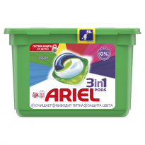 Капсулы Ariel PODS Color, 15 шт.