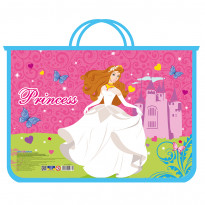 Портфель на молнии Cool For School Princess 30001 А4