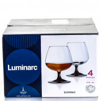 Набор бокалов Luminarc Domino, 0,41 л, 4 шт