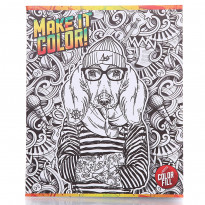 Тетрадь Школярик «Make It Color» (48 стр)
