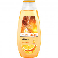 Гель для душа Fresh Juice Energy, 400 мл
