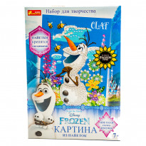 Набор для декора RANOK CREATIVE Disney Frozen