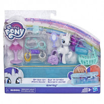 Игровой набор Hasbro My Little Pony On-The-Go Rarity