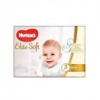 Подгузники Huggies Elite Soft 3 Mega, 5-9 кг, 80 шт.