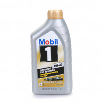Моторное масло Mobil 1 «New Life 0W-40» (1 л)