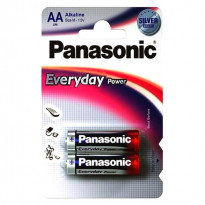 Батарейка Panasonic Everyday Power AA, 2 шт.