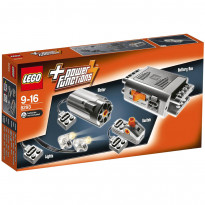 Конструктор 8293 Lego Power Functions Motor Set