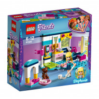 Конструктор 41328 Lego Friends: Спальня Стефани