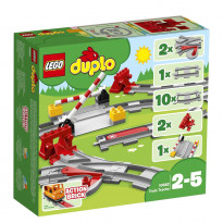 Конструктор 10882 Lego Duplo Train Tracks