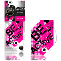 Ароматизатор Aroma Car, Be Active Pink Splash