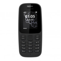 Телефон Nokia 105SS New Black