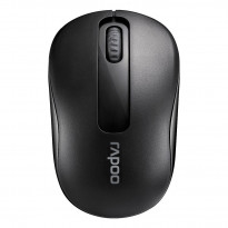 Мышь беспроводная Rapoo M10 Wireless Optical Mouse Black