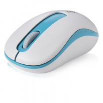 Мышь беспроводная Rapoo M10 Wireless Optical Mouse Blue
