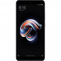 Смартфон Xiaomi Redmi Note 5 3/32GB Black (6941059603207)