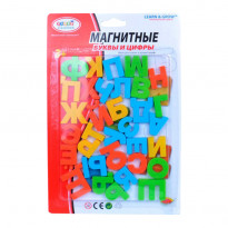 Магнитные буквы Learn&Grow First Classroоm HM1186A