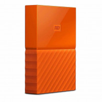 Жесткий диск Western Digital My Passport 1 TB Orange (WDBYNN0010BOR)