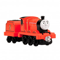 Паровоз c прицепом Thomas&Friends James BHX25