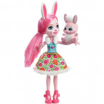 "Кукла с питомцем Mattel ""Enchantimals: Bree Bunny"""