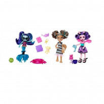 "Кукла Mattel ""Monster High: Монстро-сестричка"", 12 см (FCV65)"