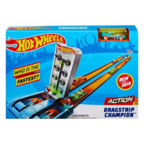 Автотрек Hot Wheels Dragstrip Champion