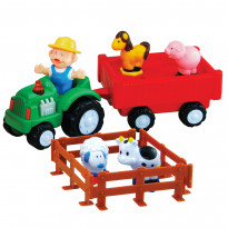 Детский набор One Two Fun Baby My Farm Set