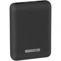 Внешний аккумулятор (Power Bank) Gelius Pro Soft GP-PB5-G2 5000mAh Black