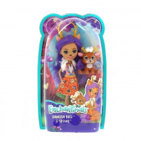 Лялька в наборі Enchantimals Danessa Deer and Sprint