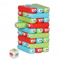 Настольная игра One Two Fun Caterpillars Tower