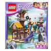 Конструктор Lego Friends Спортивный лагерь: Дом на дереве