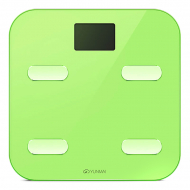 Ваги підлогові Yunmai Color Smart Scale Green M1302GN електронні