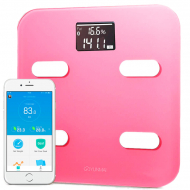 Ваги підлогові Yunmai Color Smart Scale Pink M1302PK електронні
