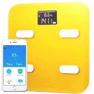 Ваги підлогові Yunmai Color Smart Scale Yellow M1302YL електронні