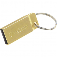 Флеш-накопичувач Verbatim Metal Executive Gold USB 3.0 99104