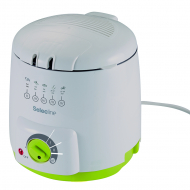 Фритюрниця Selecline Deep Fryer 840 В, біла, 0,8 л