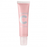 Блиск Cosmia T2 Rose Pale Paillete, 10 мл