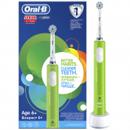 Електрична зубна щітка Oral-B D 16.513 Junior Sensi Ultrathin