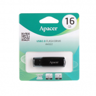 USB-накопичувач Apacer 16 Gb AH322 black