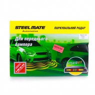 Парктроник Steelmate SM PTS410M1F black
