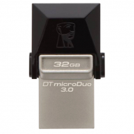 Флешка USB 3.0/microUSB Kingston DT microDuo 32GB OTG