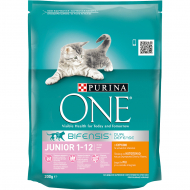 Сухий корм Purina One Junior Cat Chicken, 200 г