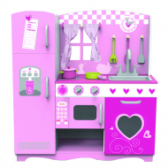 Іграшкова кухня One Two Fun My Deluxe Culinary Wooden Kitchen