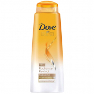 Шампунь Dove Hair Therapy Сяючий блиск, 400 мл