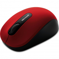 Миша Microsoft Mobile 3600 Red (PN7-00014)