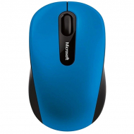 Миша Microsoft Mobile 3600 Blue (PN7-00024)