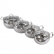 Набір каструль A-Plus Belly Casserole Set